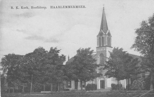 Kruisweg N 1069 1914 RK Kerk
