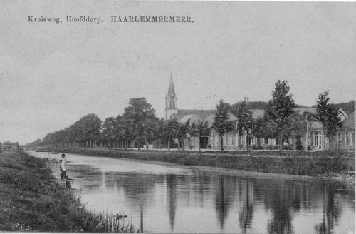Kruisweg N 1069 1914 RK Kerk Brede Kruistocht