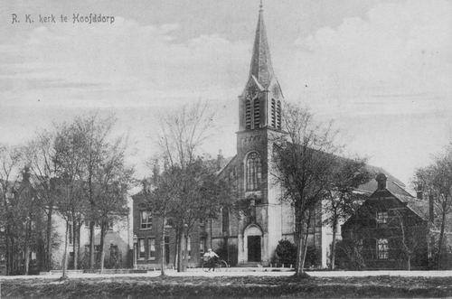 Kruisweg N 1069 1918 RK Kerk