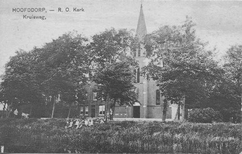 Kruisweg N 1069 1929 RK Kerk