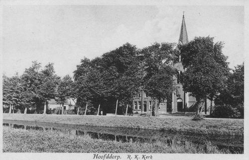 Kruisweg N 1069 1931 RK Kerk