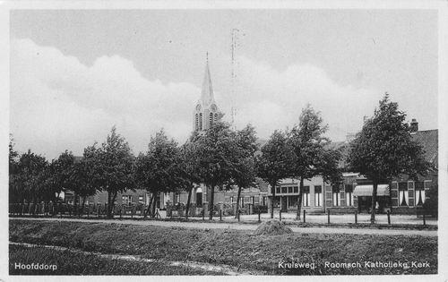 Kruisweg N 1069 1936 RK Kerk
