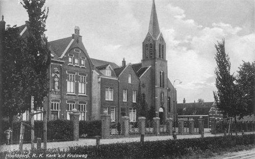 Kruisweg N 1069 1941 RK Kerk