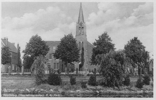 Kruisweg N 1069 1946 RK Kerk