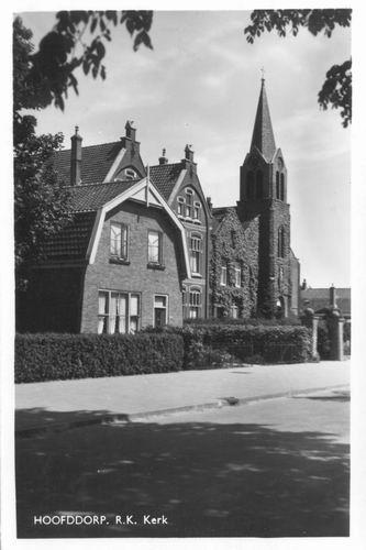 Kruisweg N 1069 1951 RK Kerk