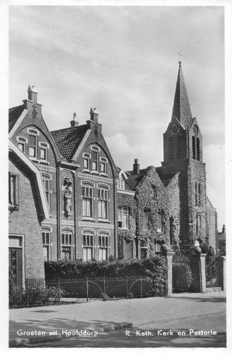 Kruisweg N 1069 1955 RK Kerk