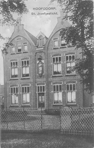 Kruisweg N 1073 1918 St Josefgesticht