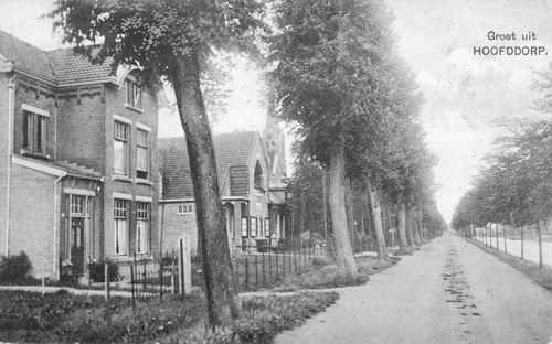 Kruisweg N 1083 1920 naar O