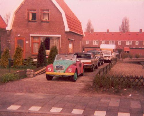 Kruisweg N 1119 1981 Huize vd Groef
