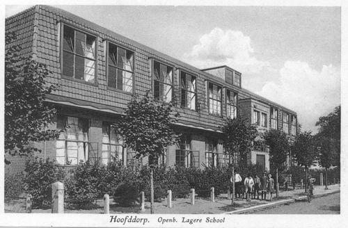 Kruisweg Z 062_ 1930 Openbare School