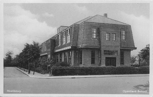 Kruisweg Z 062_ 1946 Openbare School