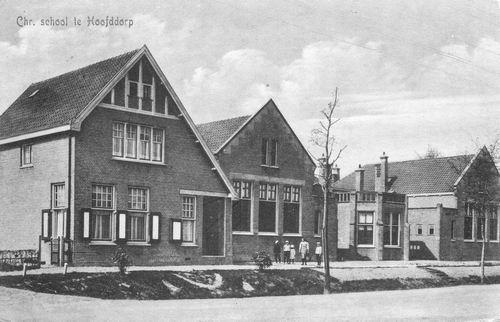 Kruisweg Z 0638 1918 Chr School