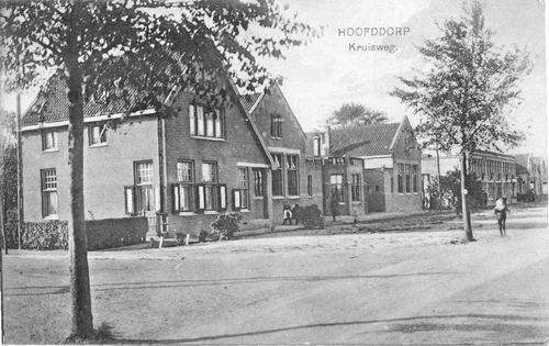 Kruisweg Z 0638 1925 School met den Bijbel