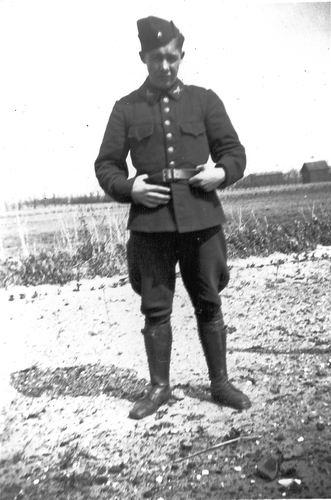 Lankhaar Antonie 1925 19__ Militair