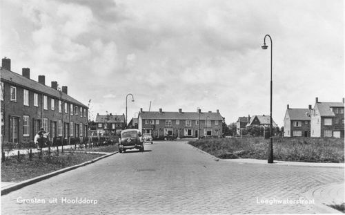 Leeghwaterstraat 1954