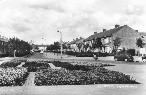 Leeghwaterstraat N 0046- 1963 Huizen
