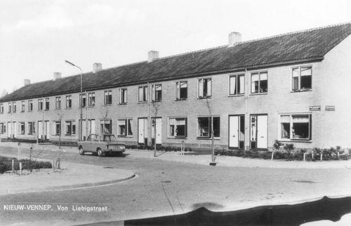 Liebigstraat 1970