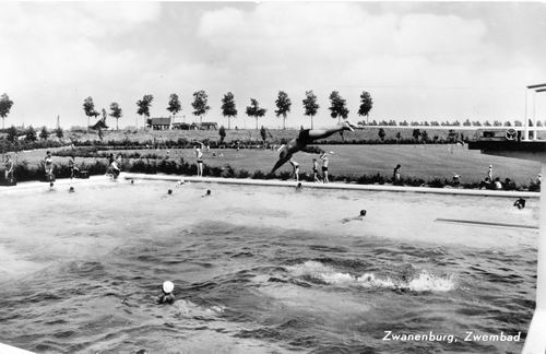 Lijnderdijk 0083 1964 Zwembad