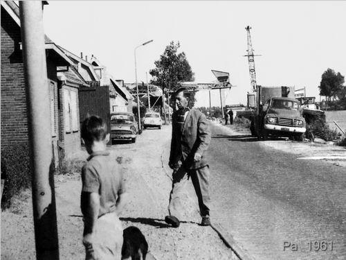 Lijnderdijk 0207- 1961 met Cor Volger