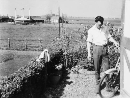 Lijnderdijk 0223 1959 Boerderij fam Lieshout vanaf Huize Volger