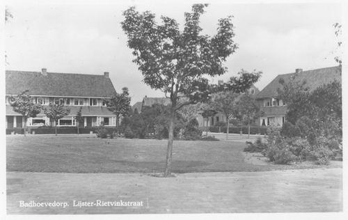 Lijsterstraat 1950 hoek Rietvinkstraat 02