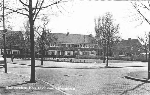 Lijsterstraat 1967 hoek Eksterstraat 02
