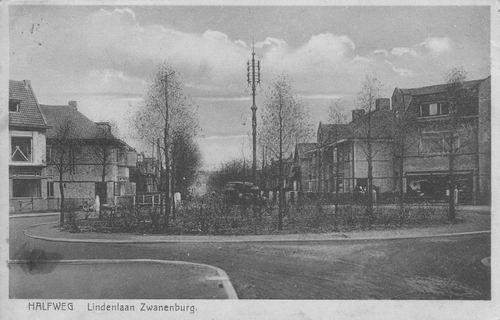 Lindenlaan 1929 met Plantsoen
