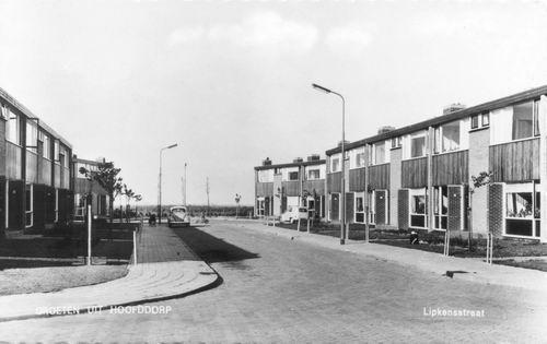 Lipkenstraat 1962