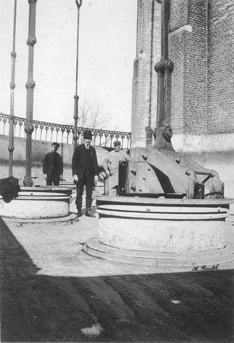 Lisserdijk 0005  1908 Leeghwater Stortvloer Inspectie