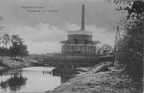 Lisserdijk 0005  Leeghwater na 1905