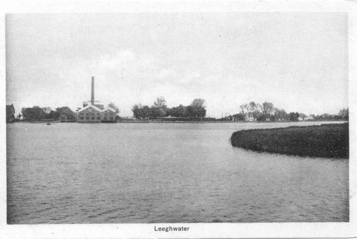 Lisserdijk 0005  Leeghwater vanaf Kagerplassen