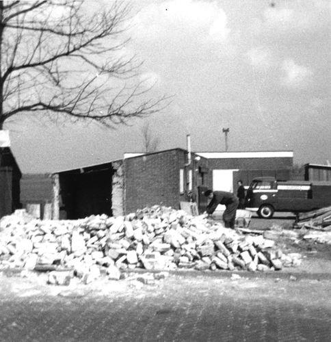 Lisserdijk 0015 1966 Sloop en Nieuwbouw 02