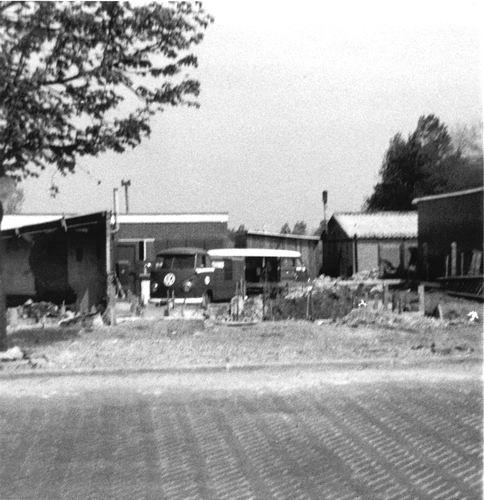 Lisserdijk 0015 1966 Sloop en Nieuwbouw 03