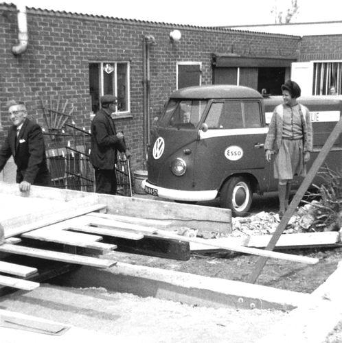Lisserdijk 0015 1966 Sloop en Nieuwbouw 08