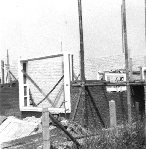 Lisserdijk 0015 1966 Sloop en Nieuwbouw 09