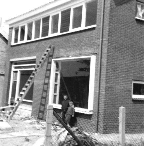 Lisserdijk 0015 1966 Sloop en Nieuwbouw 13