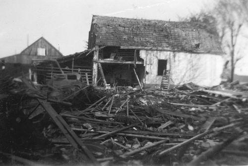 Lisserdijk 0050 1943 Huize Loogman ea Gebombardeerd 02