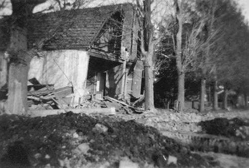 Lisserdijk 0050 1943 Huize Loogman ea Gebombardeerd 03