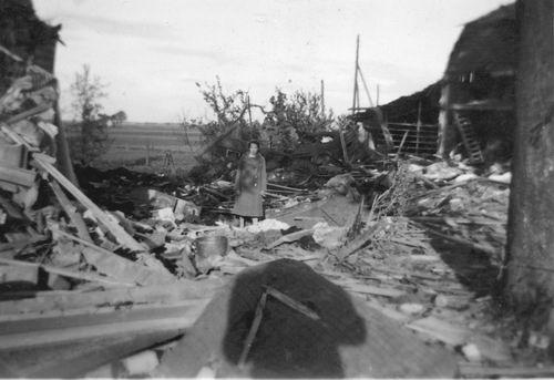 Lisserdijk 0050 1943 Huize Loogman ea Gebombardeerd 06