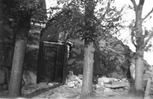 Lisserdijk 0050 1943 Huize Loogman ea Gebombardeerd 07