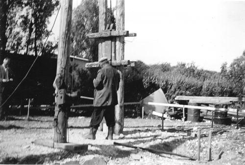 Lisserdijk 0057 1961 Sloop en Nieuwbouw Huize de Man 03