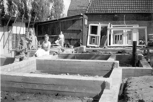 Lisserdijk 0057 1961 Sloop en Nieuwbouw Huize de Man 05