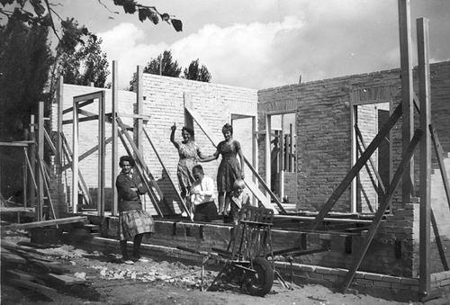 Lisserdijk 0057 1961 Sloop en Nieuwbouw Huize de Man 06