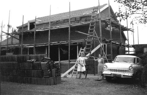 Lisserdijk 0057 1961 Sloop en Nieuwbouw Huize de Man 07