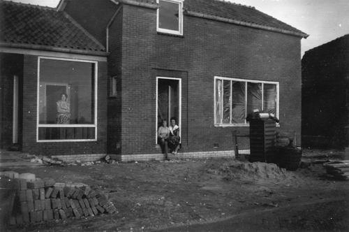 Lisserdijk 0057 1961 Sloop en Nieuwbouw Huize de Man 10