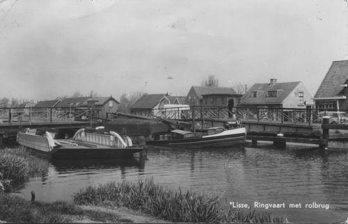 Lisserdijk 053_ 1962 Lisserbrug 01