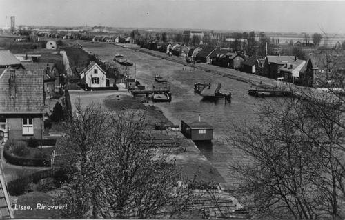 Lisserdijk 053_ 1962 Lisserbrug 02