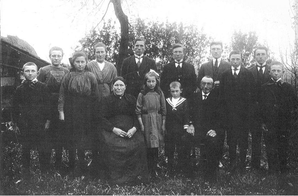 Maliepaard Cornelis 1867 1918 Gezinsfoto
