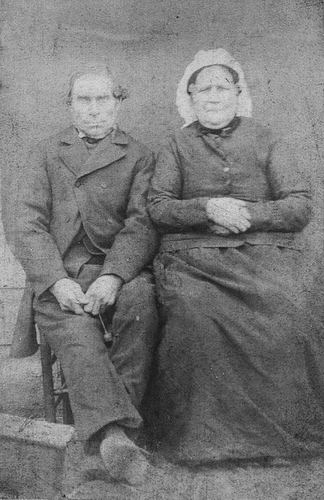 Maliepaard Leendert Willem 1828 19__ met vrouw Lena Schippers
