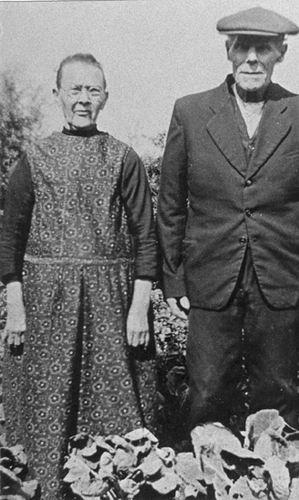 Maliepaard Willem Hendrik 1858 19__ met vrouw Pieternella Roodzand